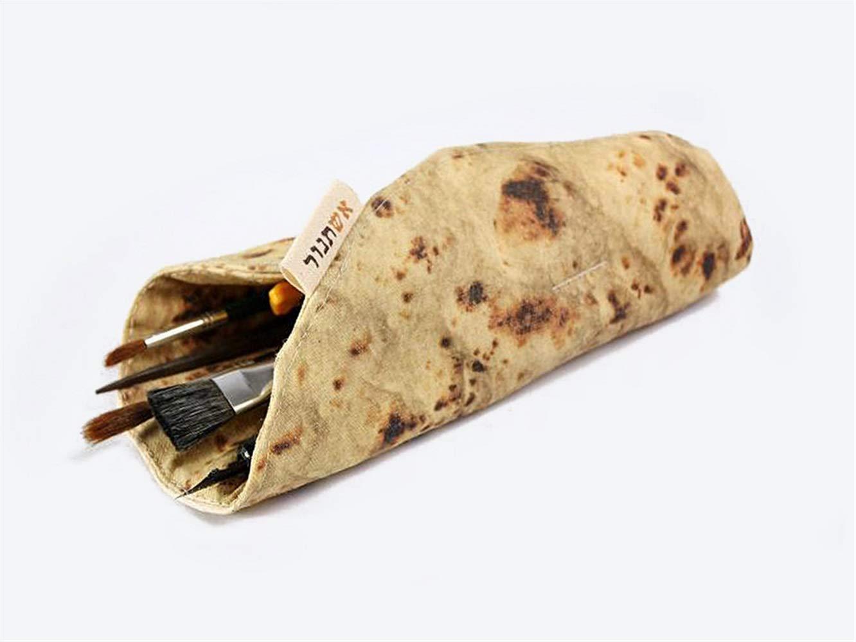 Heelinna personalità Spoof burritos matita bag Student cancelleria Storage Bag