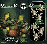 Malifaux: Resurrectionists Little Gassers