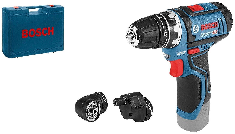 Bosch Professional 06019/F6007/GSR 12/V de 15/FC Flexi Click