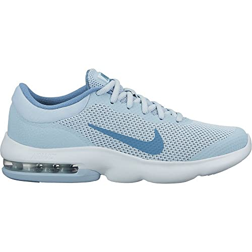 e01040286b Nike Womens air Max Advantage Low Top Lace up Running Sneaker (6 B(M