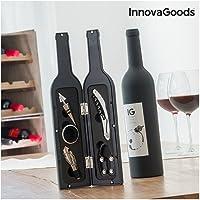 InnovaGoods Estuche de Vino Botella
