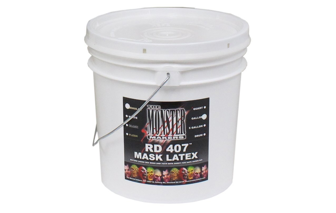 Monster Makers rd407 profesional máscara látex líquido 500 g: Amazon.es: Hogar