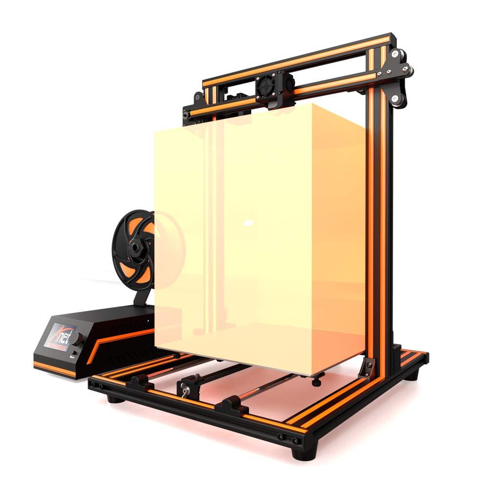 Anet A8 Plus Impresora 3D, para juguetes USB, cartón, arte ...
