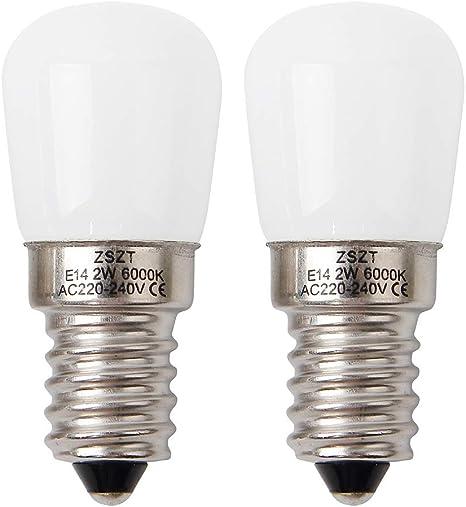 Kühlschranklampe Glühbirne Glühlampe f Kühlschrank 25W E14 T22 Speziallampe 25 W