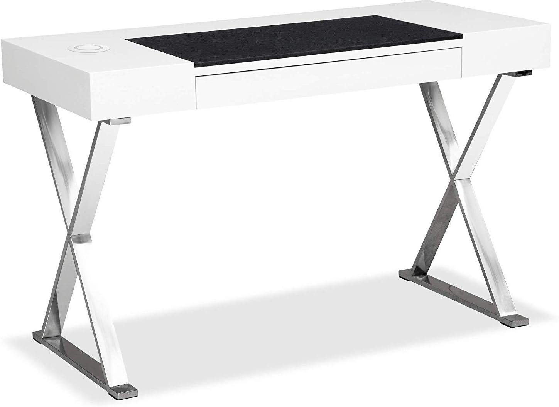 con Ricarica Wireless Qi Integrata Centurion Support Adonis Scrivania ergonomica per casa e Ufficio