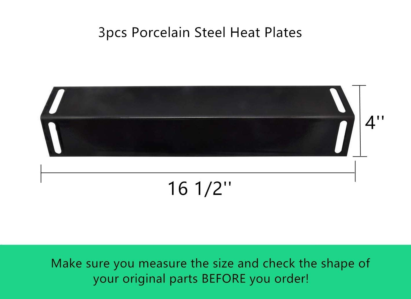 Amazon.com: Hyco hy92151 (paquete de 4) placa de calor de ...