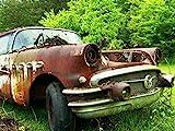 Junkyard 1956 Buick Hack!