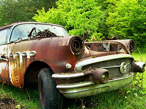 Junkyard 1956 Buick Hack! ()