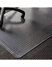 WASJOYE Home Office Chair Mat for for Hardwood and Tile Floor