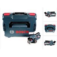 Bosch GHO 12V-20 Akku Hobel Professional Solo in L-Boxx - ohne Zubehör, ohne Akku, ohne Ladegerät ( 06015A7002 )