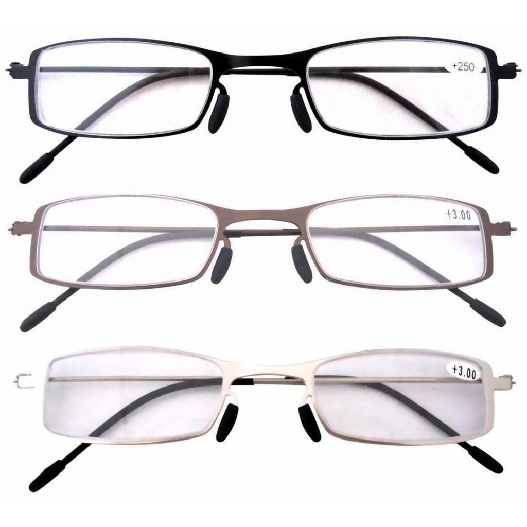 02ab89a8d2 Eyekepper Lot de 3 Paires lunettes de lecture de vue pour homme et femme:  Amazon.fr: HygiÚne et Soins du corps