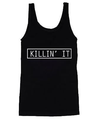 Killin' It. Killing It Men's Tank Top Shirt Small