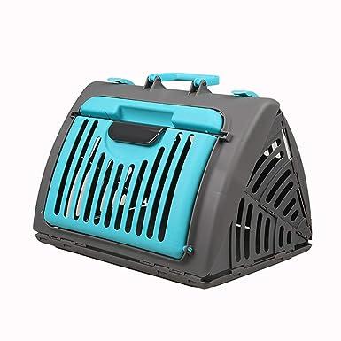 Amazon.com: Islandse💕💕Foldable Travel Cat Carrier Front ...