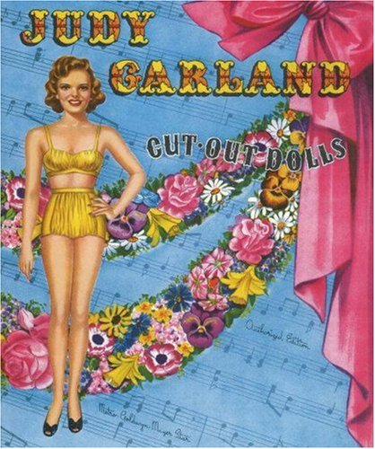 Paper Doll Garland - Judy Garland Paper Dolls