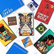 Now in Books: Books & Music Young Adult Subscription