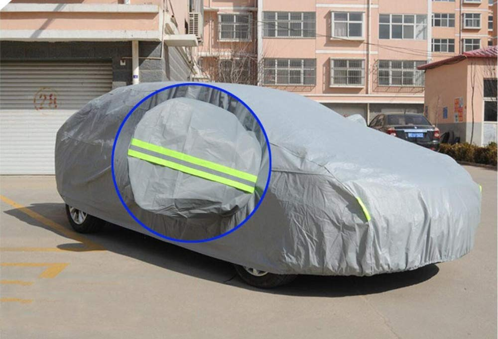 Outlander Pajero Galant Zinger,Gray,Galant HFFTLH Heat Insulation//Thickening car Cover Compatible with Mitsubishi Series: Langer GRANDIS