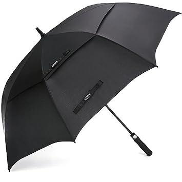 G4Free - Paraguas de Golf de 1,73 m/68 Inch, Resistente al
