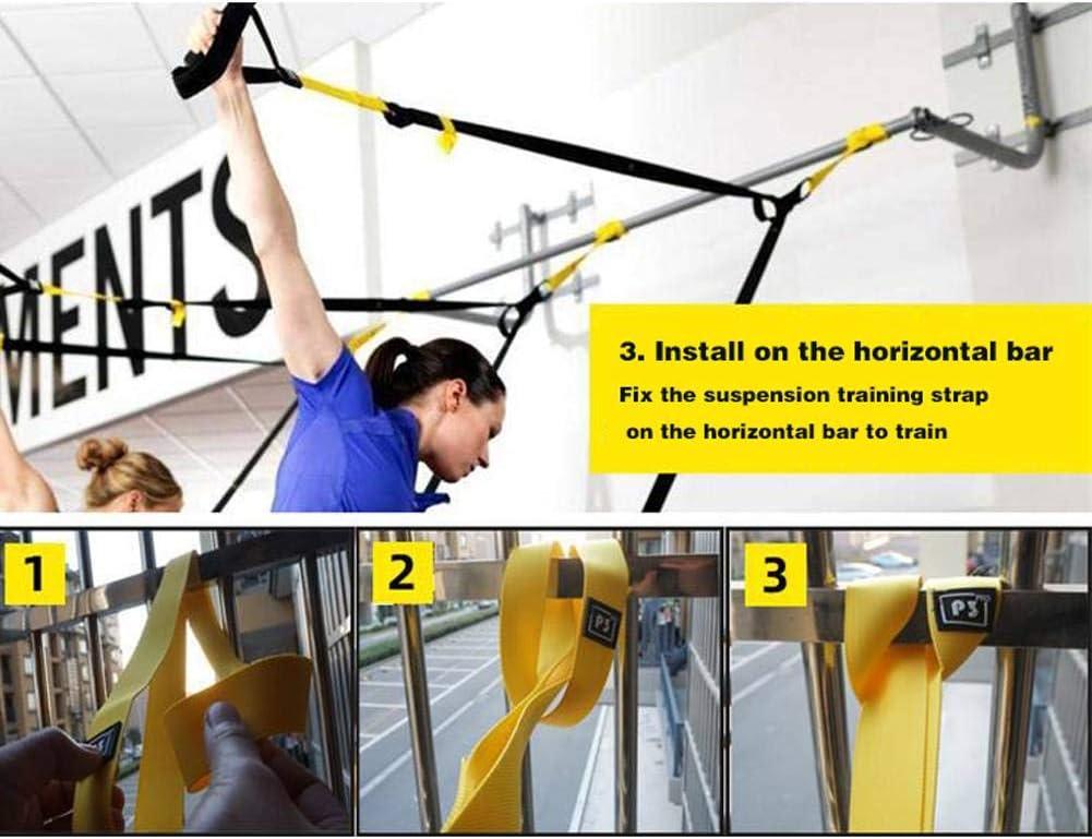 Entrenamiento En SuspensióN Sling Trainer Set TRX All-In-One ...