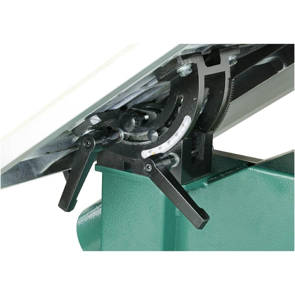 Grizzly G0513X2 Bandsaw with Cast Iron Trunnion, 2 HP, 17-Inch by Grizzly (Image #4)