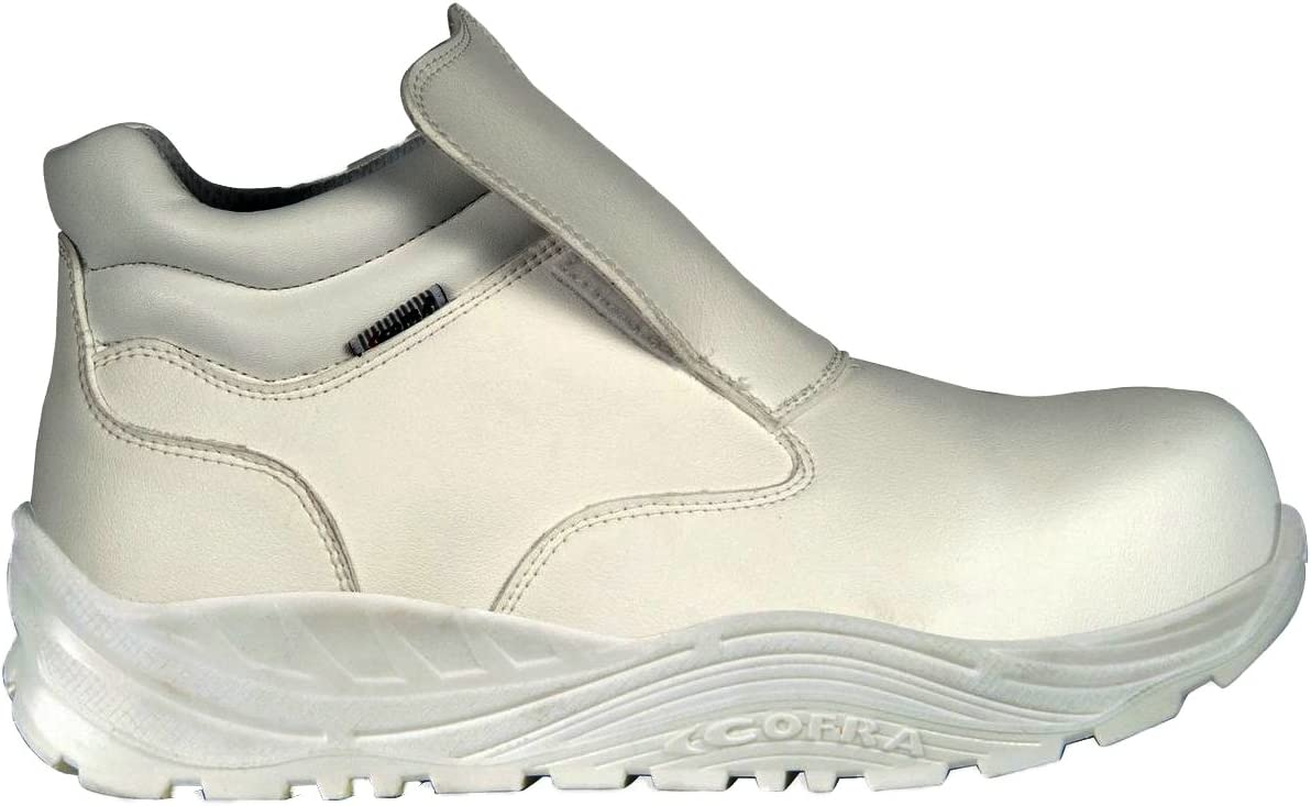 Cofra 55280-000.W41 Chaussures de s/écurit/é Okuden S3 Ci SRC Taille 41 Blanc