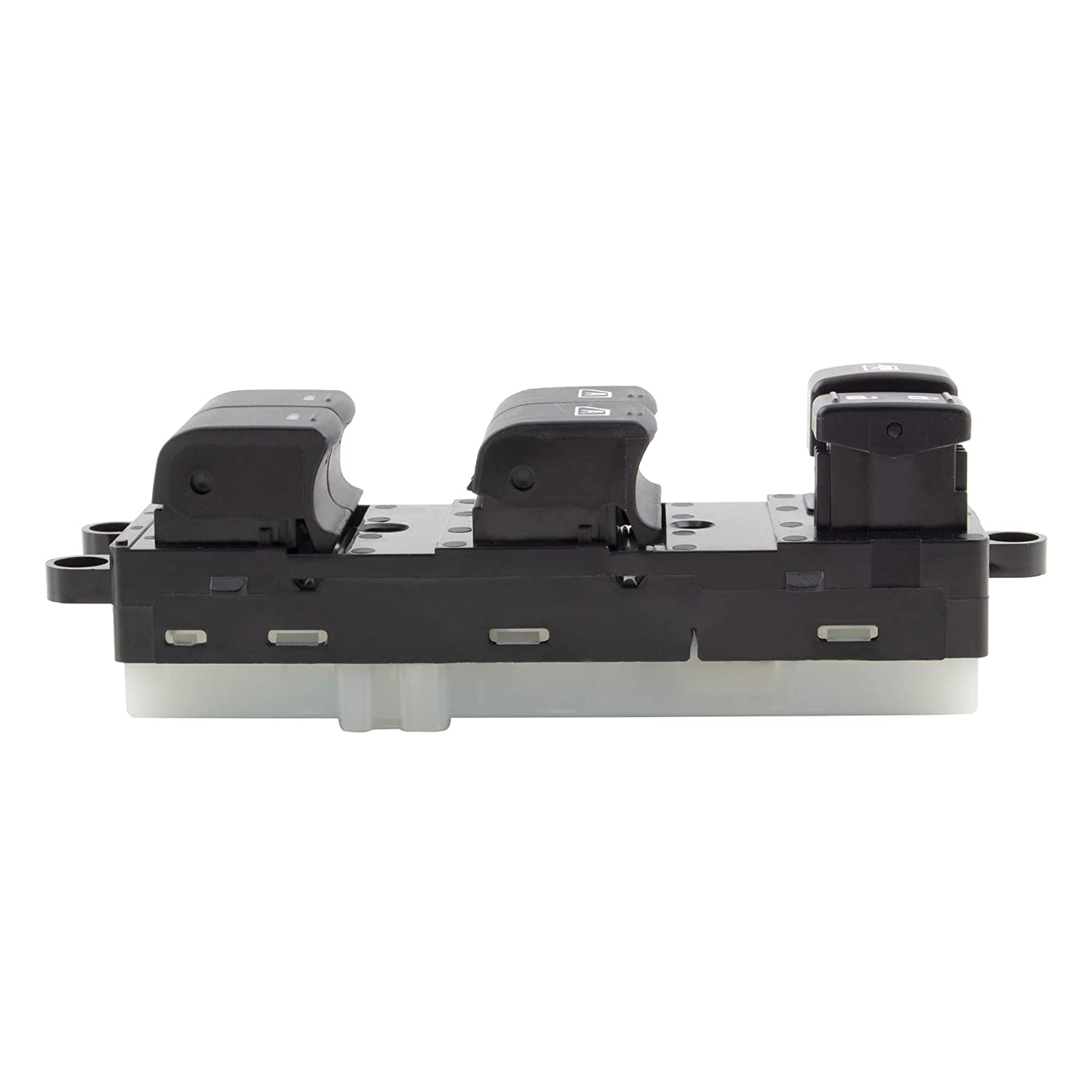 BOXI Front Left Driver Side Power Window Master Switch Compatible with 2007 2008 2009 2010 2011 2012 Nissan Pathfinder Replaces 25401-ZL10A 25401-ZL10B 25401-ZL10C
