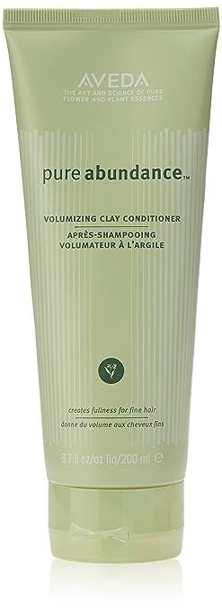 Aveda Pure Abundance Volumizing Clay Conditioner, 6.7-Ounce Tube best volumizing conditioner