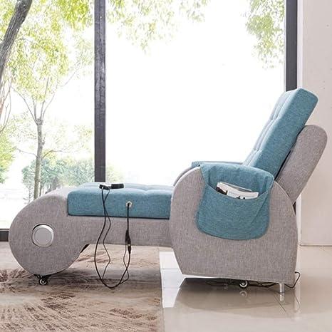 SillóN Sofá Cama Individual,Sala De Estar Lazy Couch ...