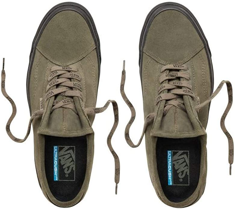 Dusty Olive/Black Skateboarding Shoes