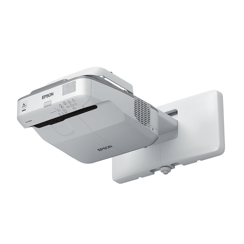 Epson EB-685Wi Video - Proyector (3500 lú menes ANSI, 3LCD, WXGA (1280x800), 300:1, 16:10, 1524 - 2540 mm (60 - 100')) Epson EB-685Wi Video - Proyector (3500 lúmenes ANSI 1524 - 2540 mm (60 - 100)) V11H741040