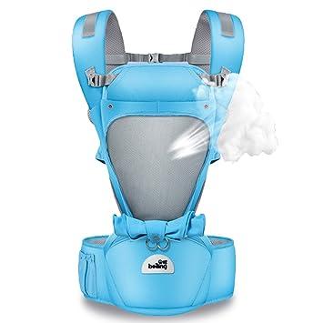 Amazon.com: Carrito de bebé con asiento de cadera para todas ...