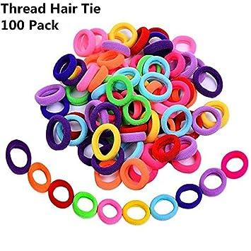Amazon.com   Elastic Baby Hair Ties f64d27cc37c