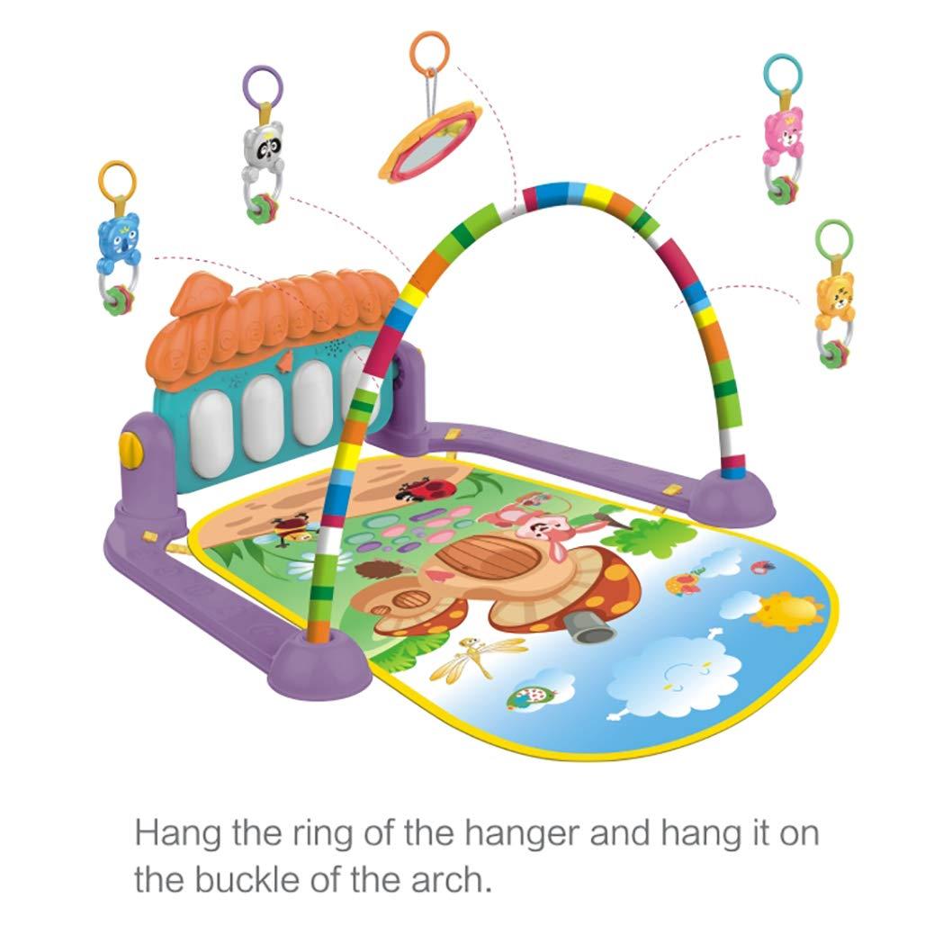 Amazon.com: TYUE - Colchoneta para bebé con centro de ...
