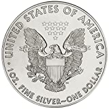 2016 American Silver Eagle $1 Brilliant Uncirculated US Mint