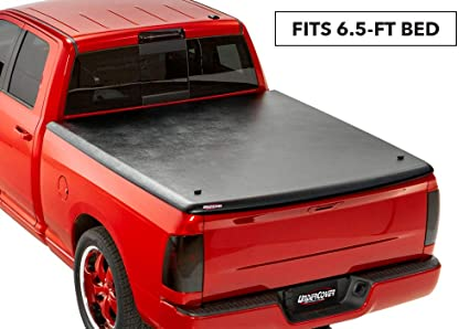 Bed Of A Truck >> Amazon Com Undercover Classic One Piece Truck Bed Tonneau Cover