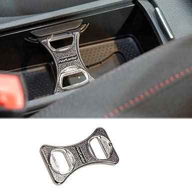 Cuigu Abrebotellas, Portavasos Para VW Golf MK6 MTI6 GTI R32 Abrebotellas Jetta Scirocco Para Cocina