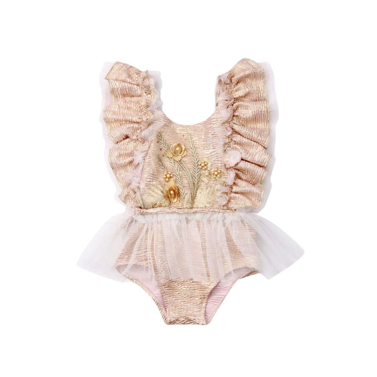Carolilly Pagliaccetto Neonato Neonata Orso Carino con Cappuccio Intero a Manica Lunga Tuta con Cerniera Abiti Neonati Body Bimbo Pigiama Set di Vestiti