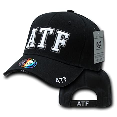 Image Unavailable. Image not available for. Color  Rapid Dominance Genuine 3 -D High Embroidered Law Enforcement Baseball Caps Hats (Adjustable  b5f48d3e4dab