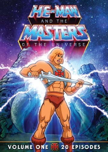 He-Man and the Masters of the Universe, Vol. 1 (Heman Set Box)
