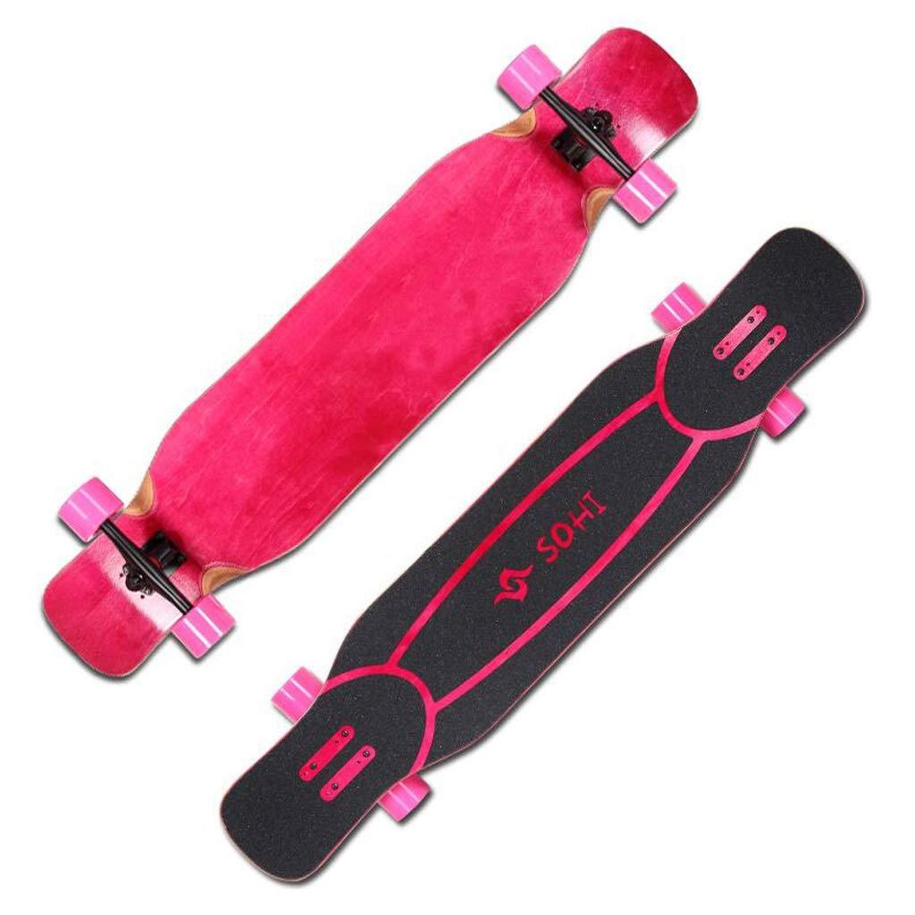 『1年保証』 HBJP スケートボードの美しいスケートボードの男の子と女の子はストリートスケートボード初心者の基本的なスクーターを磨く スケートボード (色 : (色 HBJP : B) B07H9W1R73 B, 御宅家本舗 OTAKICK:a9bc0709 --- a0267596.xsph.ru