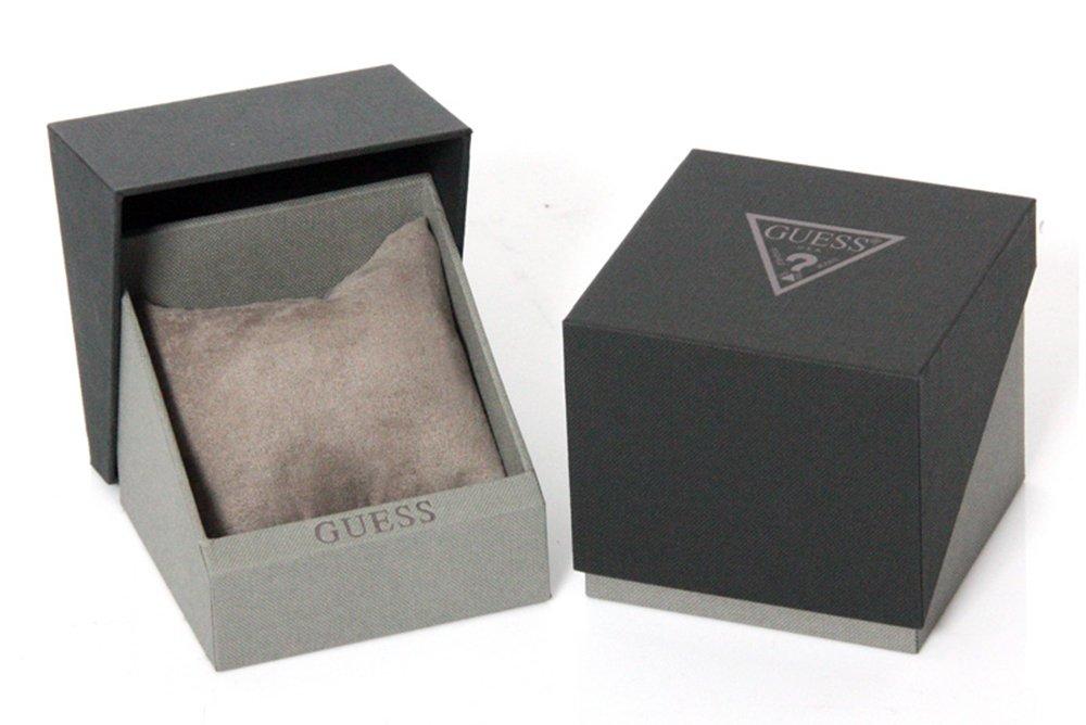 Guess damarmbandsur Silver / svart