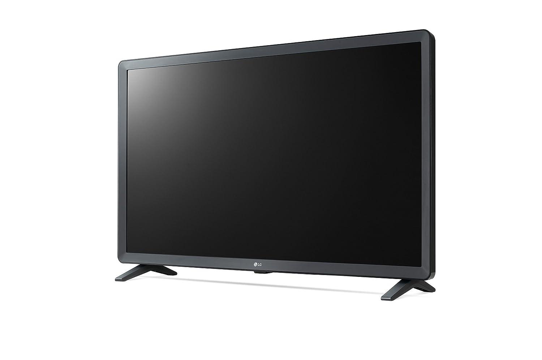 LED, Full HD, Inteligencia Artificial, Quad Core, 3 x HDR, Wi-Fi LG 32LK6100PLB Color Negro Smart TV de 32