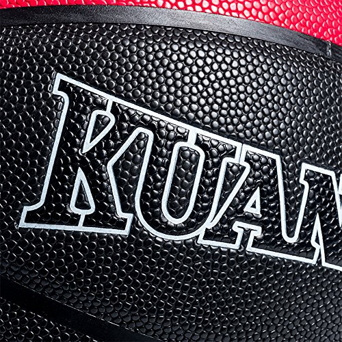 """Kuangmi Olympic Colors Basketball Size 3,4,5,6,7 for Baby Child Boys Girls Youth Men Women (Intermediate Size 6(28.5"""")) by Kuangmi (Image #4)"""