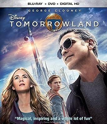 Amazoncom Tomorrowland Blu Ray George Clooney Hugh Laurie