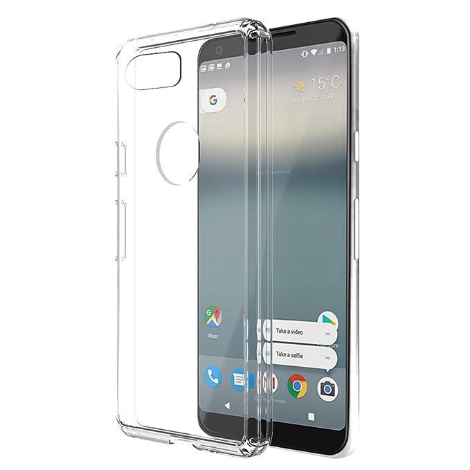 Amazon.com: Google Pixel 2 XL funda – absorción de choque ...
