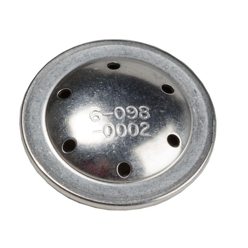 BUNN S/S 6-Hole Sprayhead (6-098) CECOMINOD012217