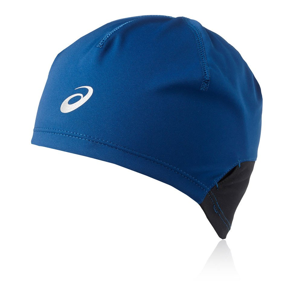 Amazon.com  ASICS Winter Beanie - Small Medium - Blue  Clothing 5d2ab45f004