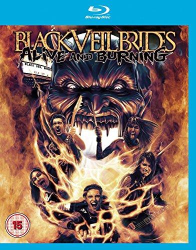 Alive & Burning [Blu-ray]