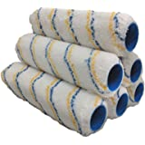 "True Blue Professional Paint Roller Covers, Best for All Types of Paint (6, 9"" x 3/8"")"