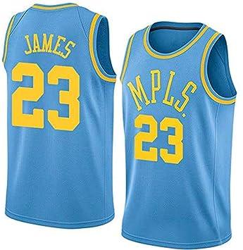 Formesy Camiseta de Baloncesto para Hombres - NBA Lebron ...