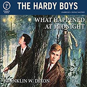 What Happened at Midnight Audiobook